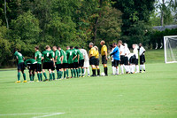 Men's Soccer Fall 2012