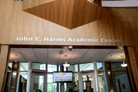 Naming Ceremony of the John E. Harms Academic Center