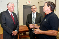Hoyer Visits CTET & Roundtable