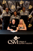 Womens Basketball Signing